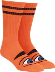 Toy Machine Sect Eye Sock - orange