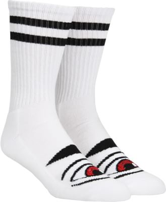Toy Machine Sect Eye III Crew Sock - white - view large