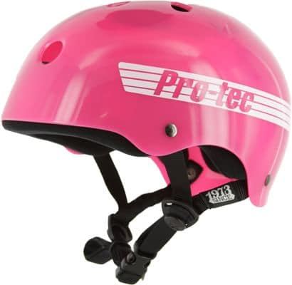 ProTec Classic Skate Helmet - pink retro - view large