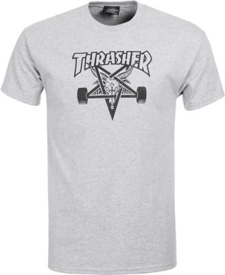 Thrasher Skate Goat T-Shirt - grey - view large