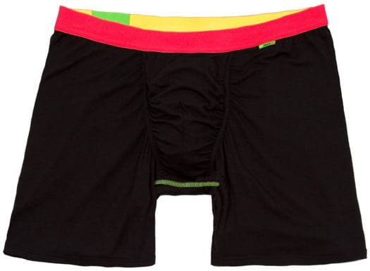 MyPakage Weekday Boxer Brief - black/red/yellow - view large