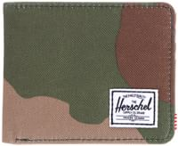 Herschel Supply Roy Wallet - woodland camo/army