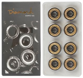 Diamond Supply Co Hella Fast ABEC 5 Skateboard Bearings - view large