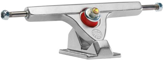 Caliber Caliber II Fifty Longboard Trucks - raw silver - view large