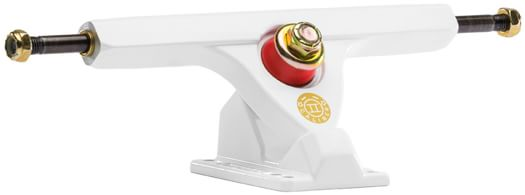 Caliber Caliber II Fifty Longboard Trucks - white gold - view large