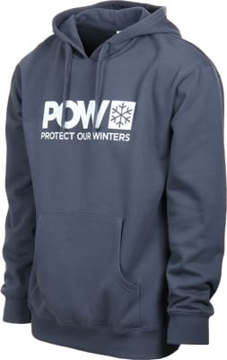 Protect Our Winters Classic POW Logo Hoodie - pacific - view large