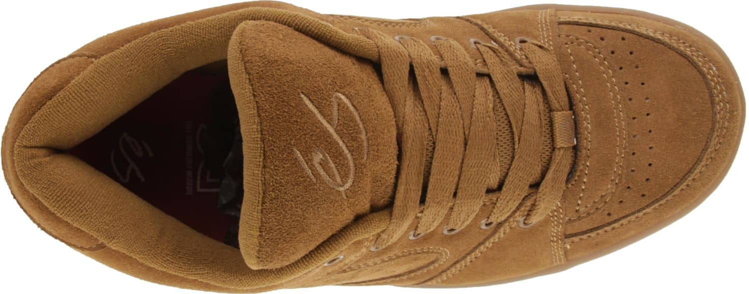 Skate shoes pictures - Brown Gum