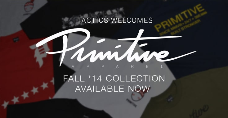 Shop Primitive Apparel