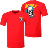 Powell Peralta Ripper T-Shirt - red