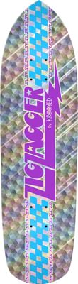 Krooked Zig Zagger 8.6 Skateboard Deck - holo - view large