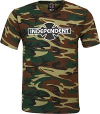 Independent O.G.B.C. T-Shirt - camo
