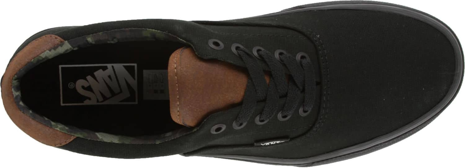 Vans Authentic Skateboard Shoes, Classic Shoes, Black/Black