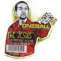 One Ball Jay The Jesus All-Temp Snowboard Wax - yellow