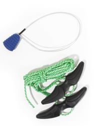 Burton Speed Zone Boot Lace Kit - green