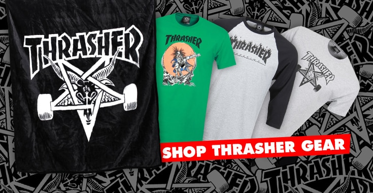 Shop Thrasher Gear
