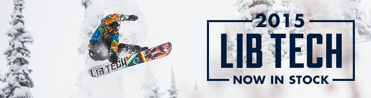 Shop Lib Tech Snowboard Gear