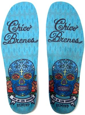 Remind Insoles Cush Insoles - chico brenes - view large