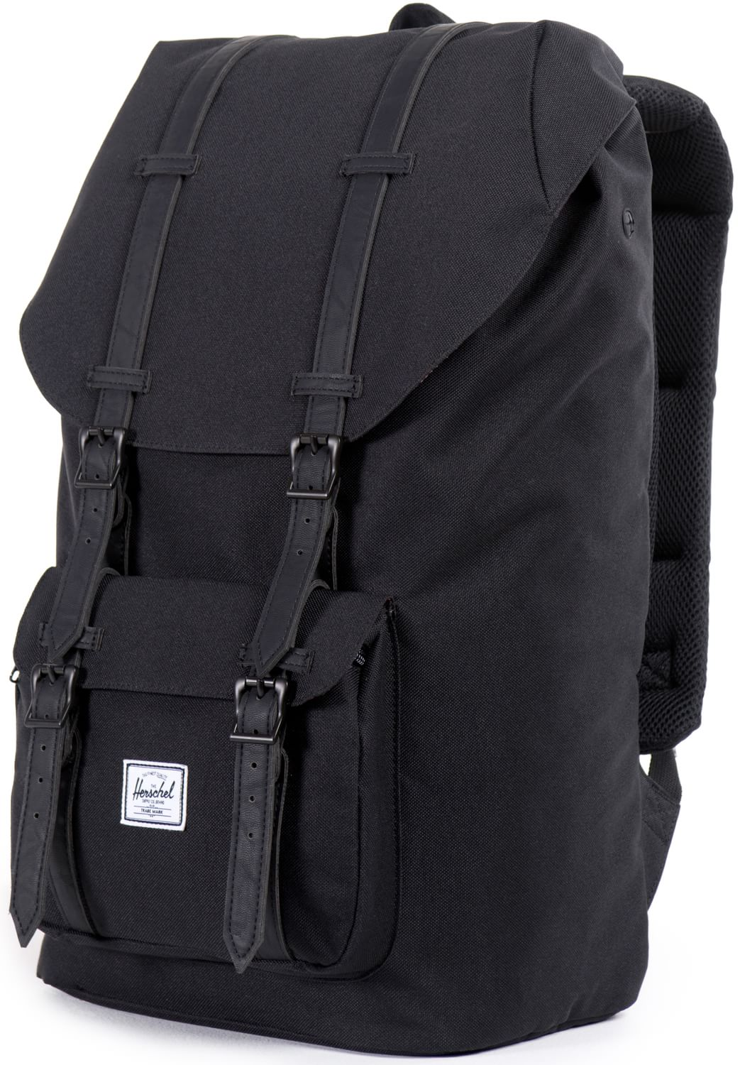 herschel supply little america backpack black black. Black Bedroom Furniture Sets. Home Design Ideas
