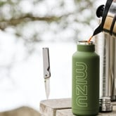STAY HYDRATED - New Mizu water bottles.