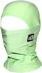 BlackStrap The Hood Balaclava - limited edition solid 6 celery