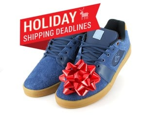 Holiday Shipping Guide - Get it there on time.