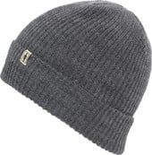 Girl OG Fold Beanie - grey heather