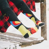 COMFY FEET - Socks from Burton, Stance + More.