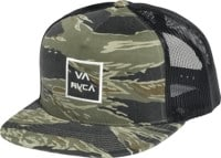 RVCA VA All The Way III Trucker Hat - camo