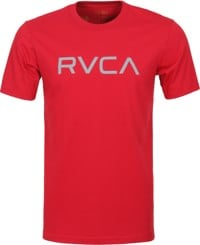 RVCA Big RVCA T-Shirt - red 3