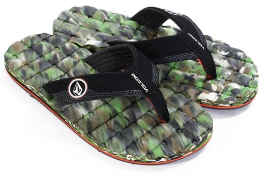 Volcom Recliner Sandals - view large