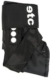 Etcetera Figure Six Ankle Stabilizer - black