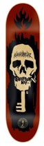 Black Label Navarette Skeleton Key 8.75 Skateboard Deck