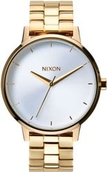 Nixon Kensington Watch - gold/white