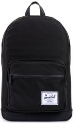 Herschel Supply Pop Quiz Backpack - black/black/black/rubber