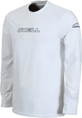 O'Neill Basic Skins L/S Surf Tee - view large
