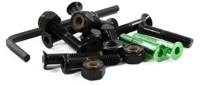 Thunder Trucks Allen Thunder Bolts Skateboard Hardware - black