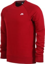 Nike SB Icon Crew Sweatshirt - team red