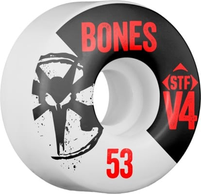 Bones STF V4 Skateboard Wheels - view large
