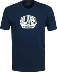 Alien Workshop OG Logo T-Shirt - navy