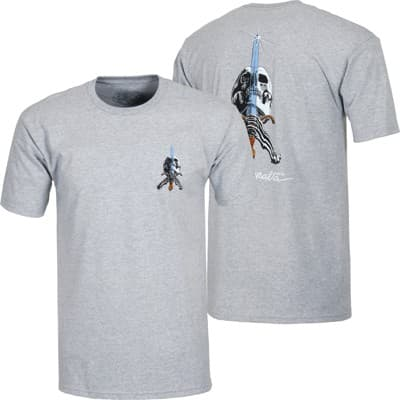 Powell Peralta Skull and Sword T-Shirt - view large