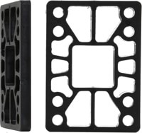 Bear Hard Flat Riser Pads Set - black 1/4in v1