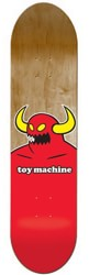 Toy Machine Monster 8.5 Skateboard Deck - brown