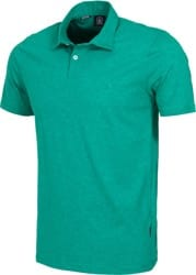 Volcom Wowzer Polo Shirt - lawn green