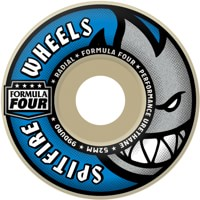 Spitfire Formula Four Radial Skateboard Wheels - white (99d)