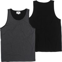 Billabong Zenith Tank - black heather