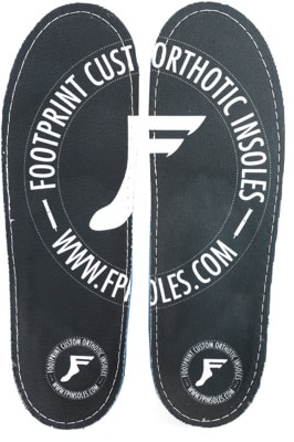 Footprint Game Changers Custom Orthotics Insole