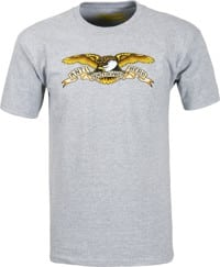 Anti-Hero Eagle T-Shirt - athletic heather