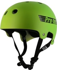 ProTec Classic Bucky Skate Helmet - yellow green fade