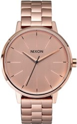 Nixon Kensington Watch - all rose gold