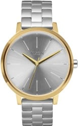 Nixon Kensington Watch - gold/silver/silver